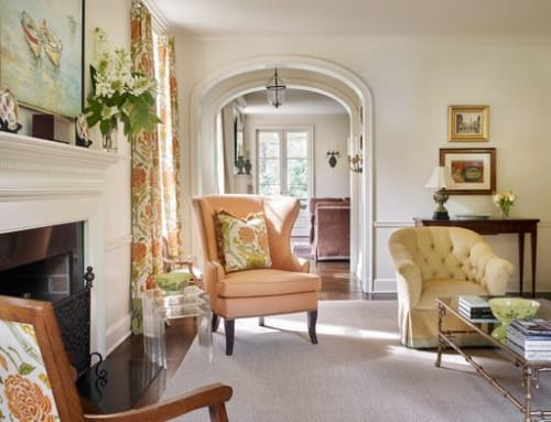 Interior Design by Liz Williams Interiors seen at Private Residence, Atlanta - Haynes Manor