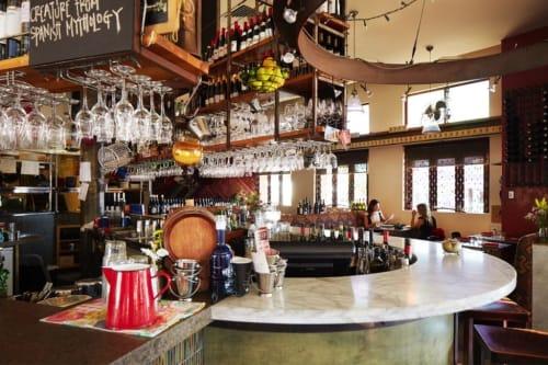 Duende Restaurant | Interior Design by Neil Cownie Architect | Duende in Leederville