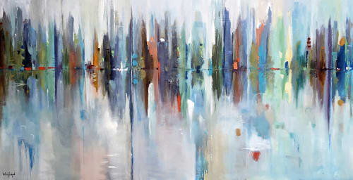 Victoria Jackson - Paintings and Art Curation