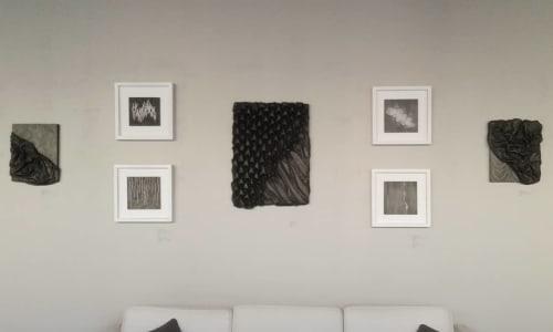 Art & Wall Decor by Jennifer E. Moss seen at In Vino Veritas, Savannah - Carbon