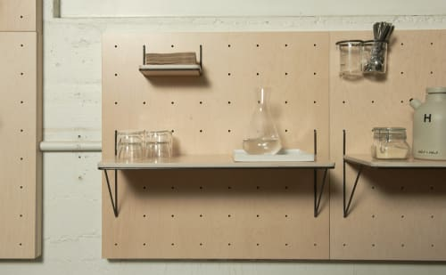 Furniture by Yvonne Mouser seen at San Francisco, San Francisco - Pegboard