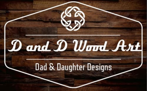 D&D Wood Art - Tables and Tableware