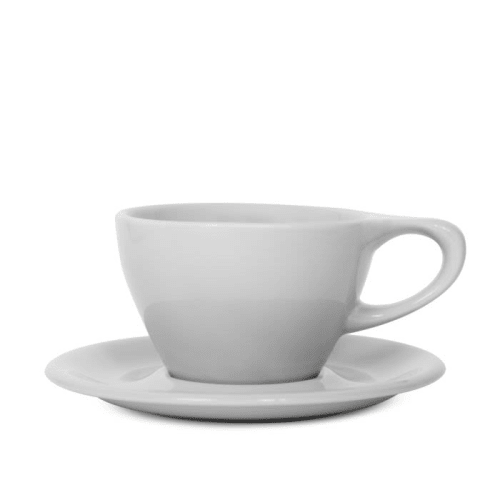 Cups by notNeutral seen at Architect Coffee Co., Springfield - LINO Small Latte Cup/Saucer