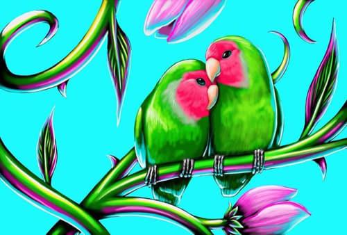 Ivan Roque - Murals and Art