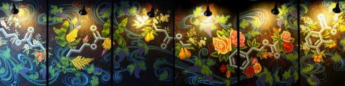 Gabrielle Abbott - Murals and Street Murals