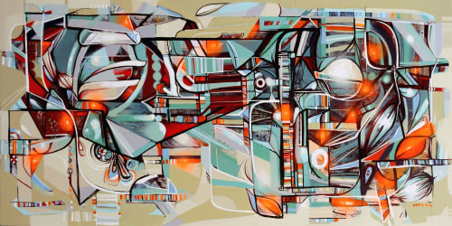 John Osgood - Paintings and Art