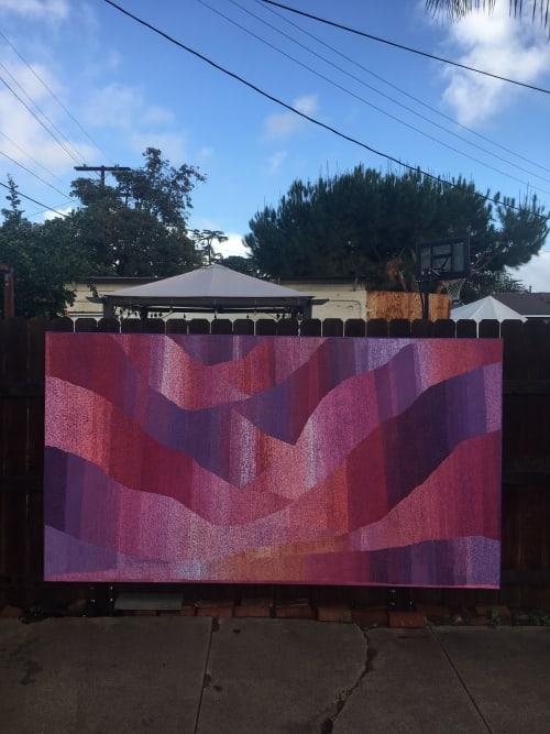 """Paintings by JEAN NAGAI seen at Los Angeles, Los Angeles - """"Wildlife Refuge 3"""""""