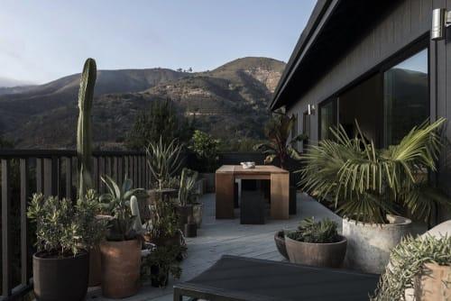 Interior Design by SALT + BONES seen at Private Residence, Carmel Valley - Interior Design