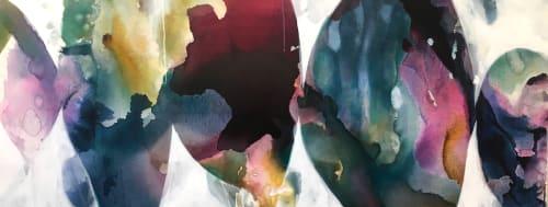 Melanie Ellery - Paintings and Street Murals