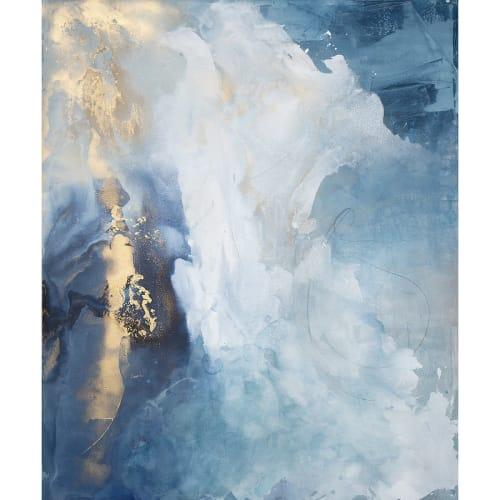 Paintings by Julia Contacessi Fine Art - Aurora - Canvas Print