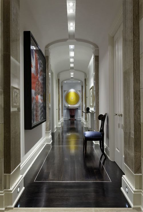 Interior Design by Douglas Design Studio seen at Private Residence, Toronto - Art Deco Inspired
