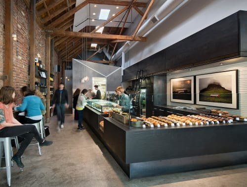 Craftsman and Wolves, Bakeries, Interior Design