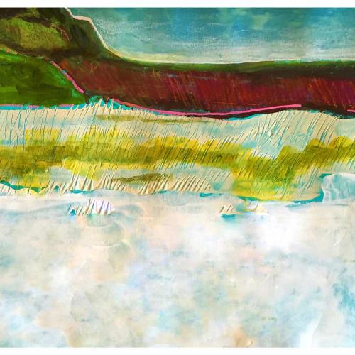 Paintings by Alli van Gruen Art seen at Vancouver, Vancouver - Yachats