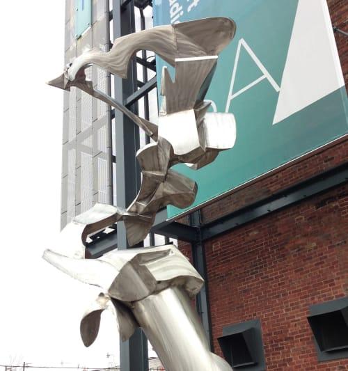 Clifton Cox - Public Sculptures and Public Art
