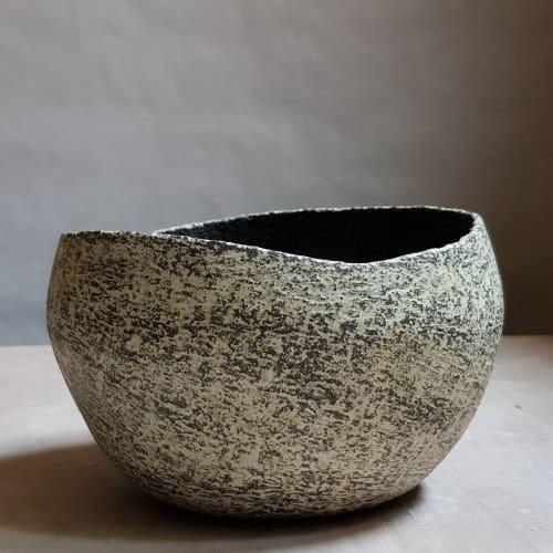 Tableware by Elena Vasilantonaki seen at Private Residence, Athens - Volcanic Bowl