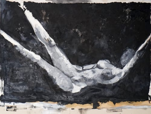 Figure No. 2 | Paintings by Brittney Ciccone