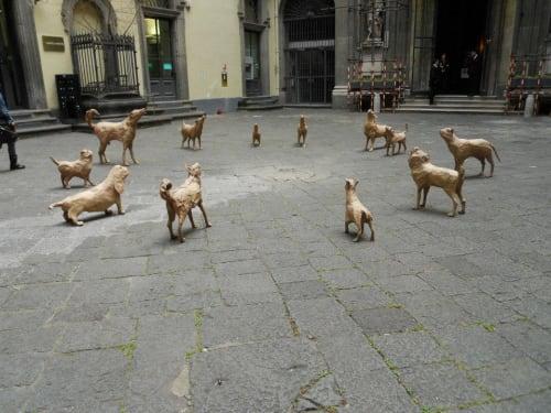 Claudio Cuomo Cartapesta - Public Sculptures and Public Art