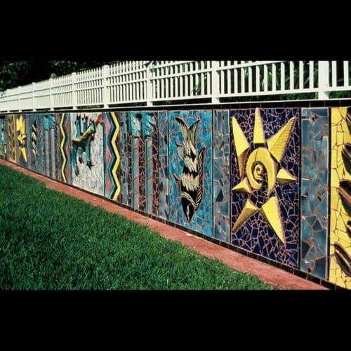 Beth Ravitz - Public Art and Murals