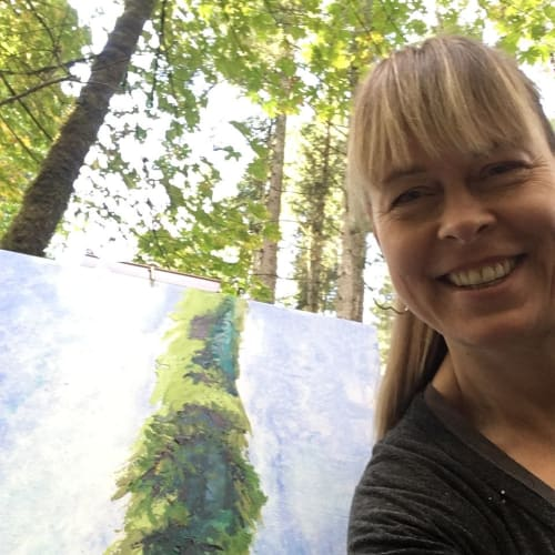 Helen Utsal - Paintings and Art