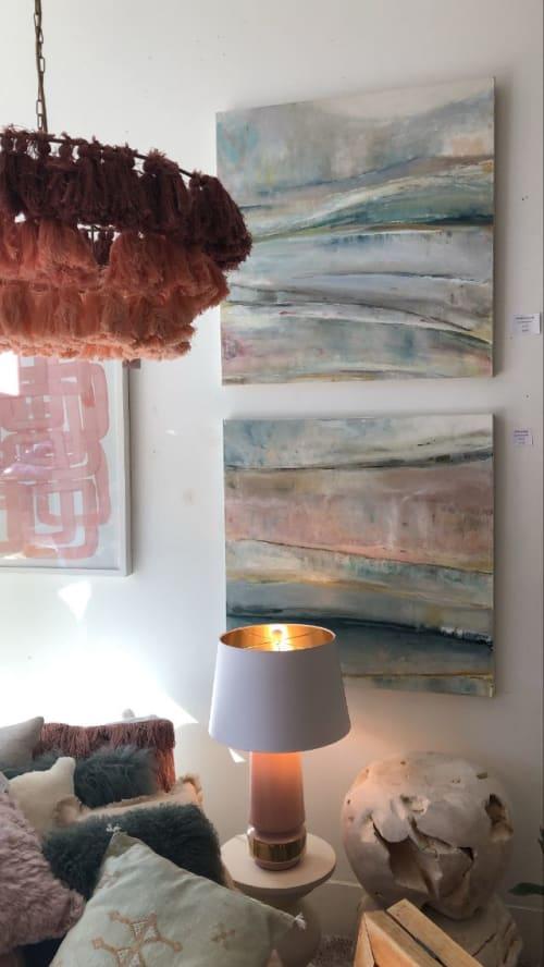 Art Curation by Crystal Eadie Miller seen at Vivid Interiors, Greensboro - Original Art