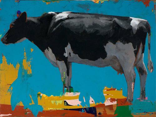 Paintings by David Palmer Studio seen at Pasadena, Pasadena - People Like Cows #15
