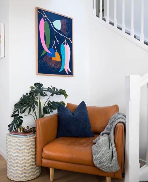 Paintings by Hayley Wills seen at Private Residence, Brisbane - Original Art