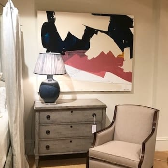 Paintings by Anne Abueva Studio seen at John Rosselli & Associates, Chicago - Fierce and Fragile