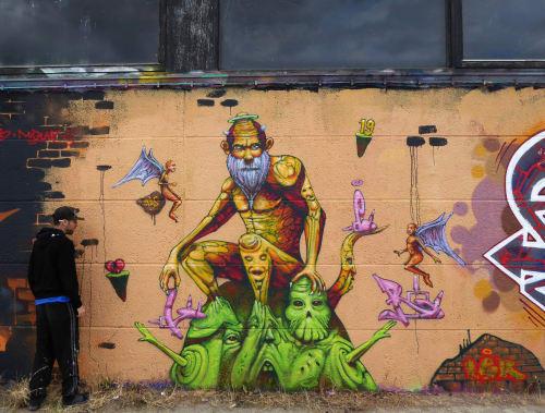 lerart - Murals and Art