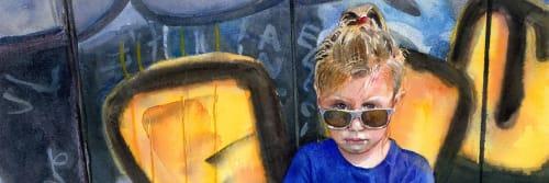 Helen K Beacham - Paintings and Art