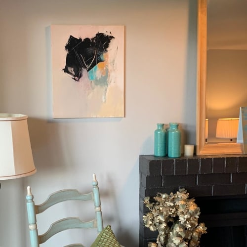 Paintings by Amy Stone seen at Private Residence, Kent - Make A Wish