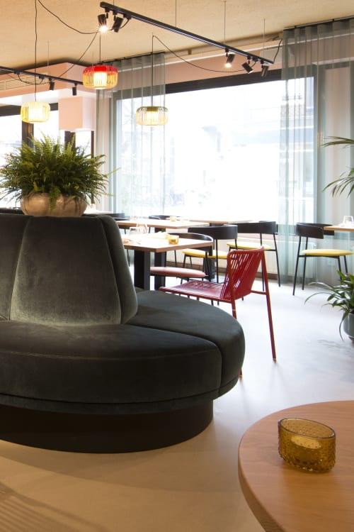 Interior Design by Studio Michiel Wijnen seen at NAZKA, Amsterdam - Nazka Sabor Peruano