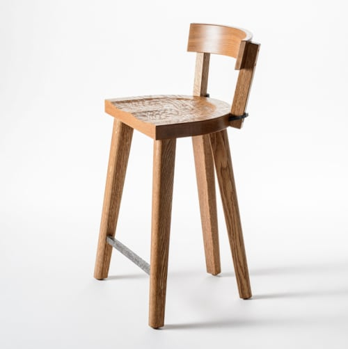Chairs by Furniture Marolles seen at L'Avenue, New York - Marolles Bar Stool