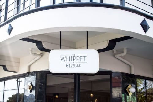 The Whippet in Melville, Restaurants, Interior Design