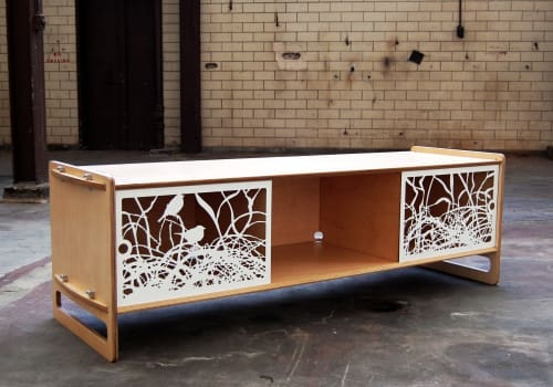 Furniture by Housefish seen at Private Residence, Chicago - Key AV