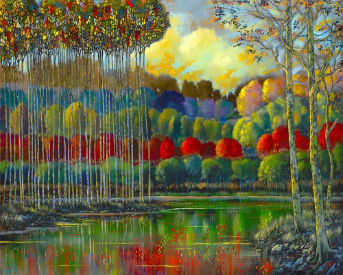 Ford Smith - Paintings and Art Curation