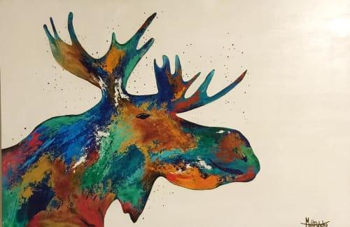 Matt Batcho Art - Murals and Art