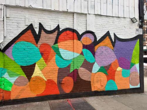 Stavro - Street Murals and Murals