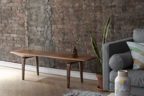 KG Bench. Handcrafted in Italy by miduny.   Benches & Ottomans by Miduny