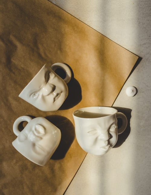 Cups by SIND STUDIO seen at Guggenheim Museum Store, New York - Mood Cups