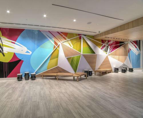 Ryan Coleman - Murals and Art