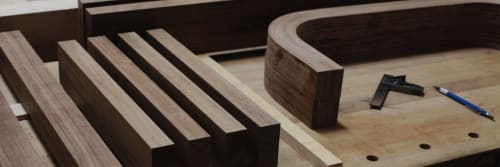 Bowen Liu Studio - Furniture and Sculptures