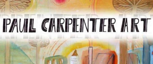 Paul Carpenter Art - Art and Signage