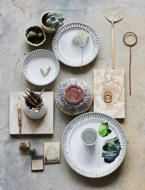 ugly duckly ... handmade ceramics by Tina Kami - Plates & Platters and Tableware