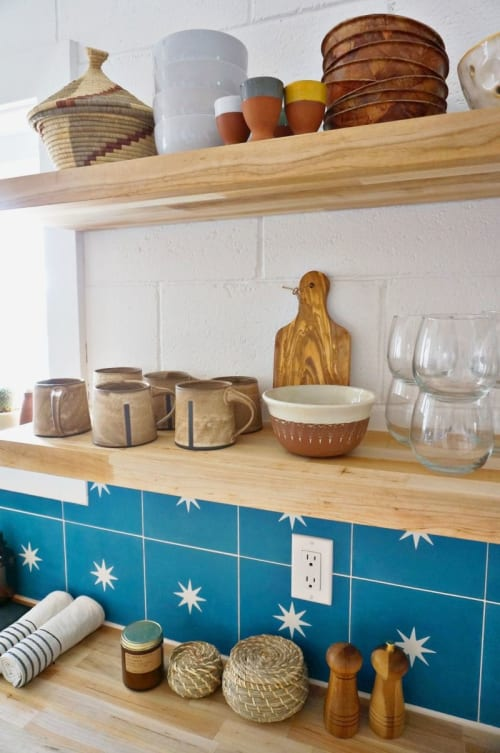 Cups by ZZIEE Ceramics at ZZIEE Ceramics Studio, Joshua Tree - Short Mug