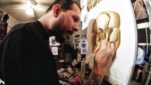 Steven Daily Studios - Murals and Street Murals