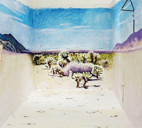 Walliecamp: Modular Epic Landscape | Paintings by Alexandra Hammond
