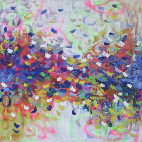 Paintings by Belinda Nadwie seen at Private Residence, Sydney - Your Best Life