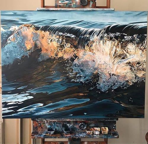 Andreea Ionela Berindei - Paintings and Art