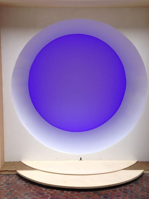 Art Curation by Hap Tivey at American Academy of Arts and Letters, New York - Enso