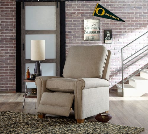 Chairs by Temple Furniture / Parker Southern seen at 102 S 7th Ave, Maiden - 117 Recliner